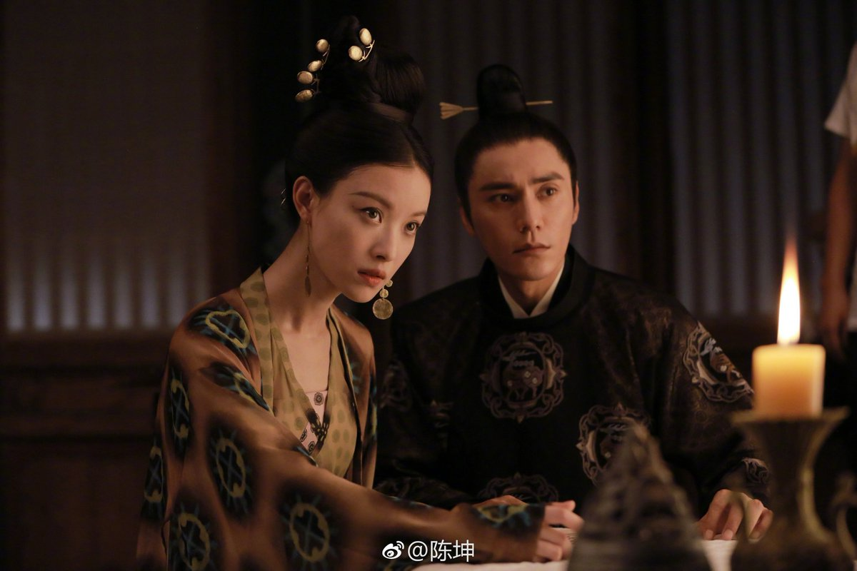 Ning Yi and Zhiwei's romance met a tragic end on 'The Rise of Phoenixes' but there may yet be hope for them in season 2 (Netflix)