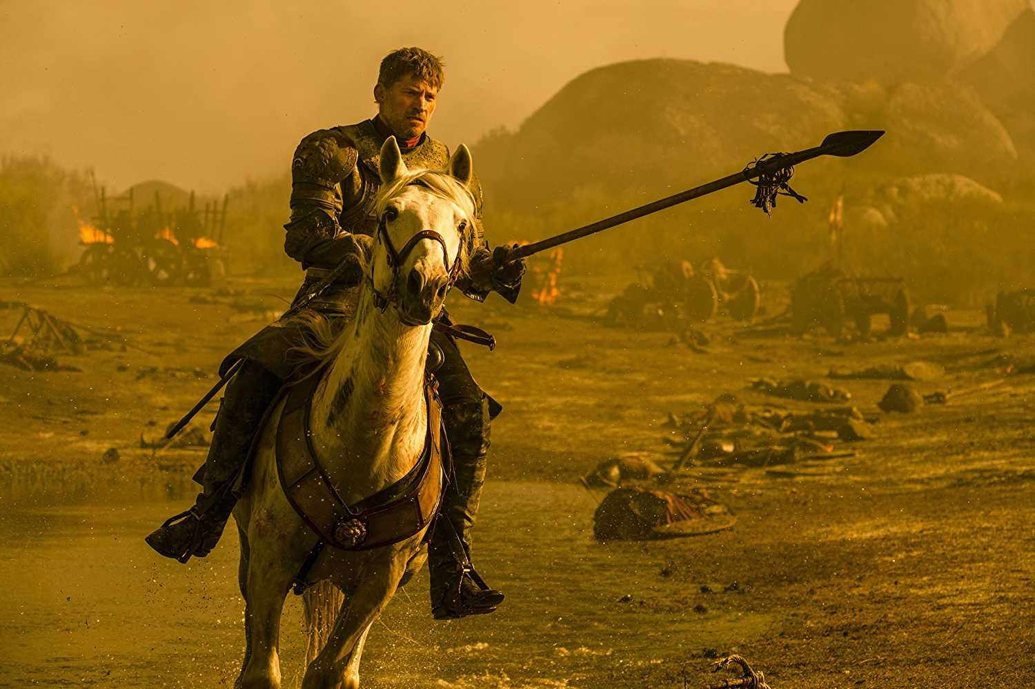 Nikolaj Coster-Waldau as Jaime Lannister in 'Game of Thrones'. Source: IMDB