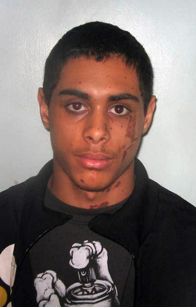 Stefan Sylvestre Katie Piper's acid attacker was jailed in 2009 after he attacked her in 2008. (Police Department)