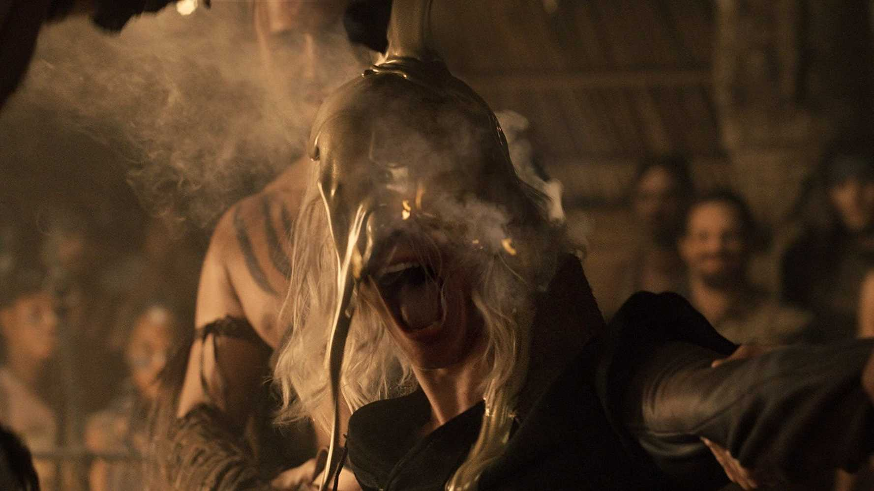 Viserys getting the crown he deserves in 'Game of Thrones'. (Source: IMDB)