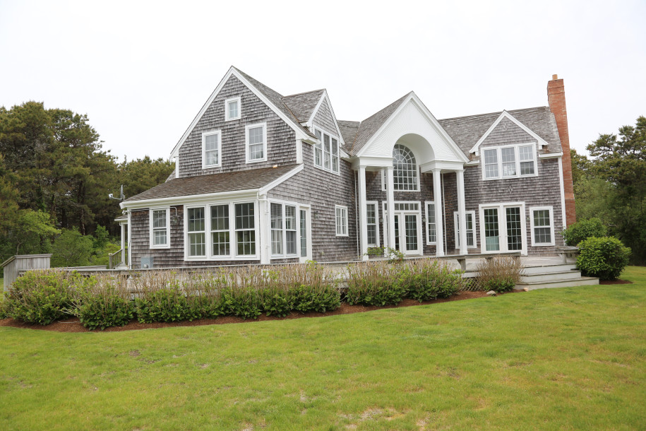 Meghan's childhood home is now up for sale for a little more than $1 million. (Nantucket Real Estate)