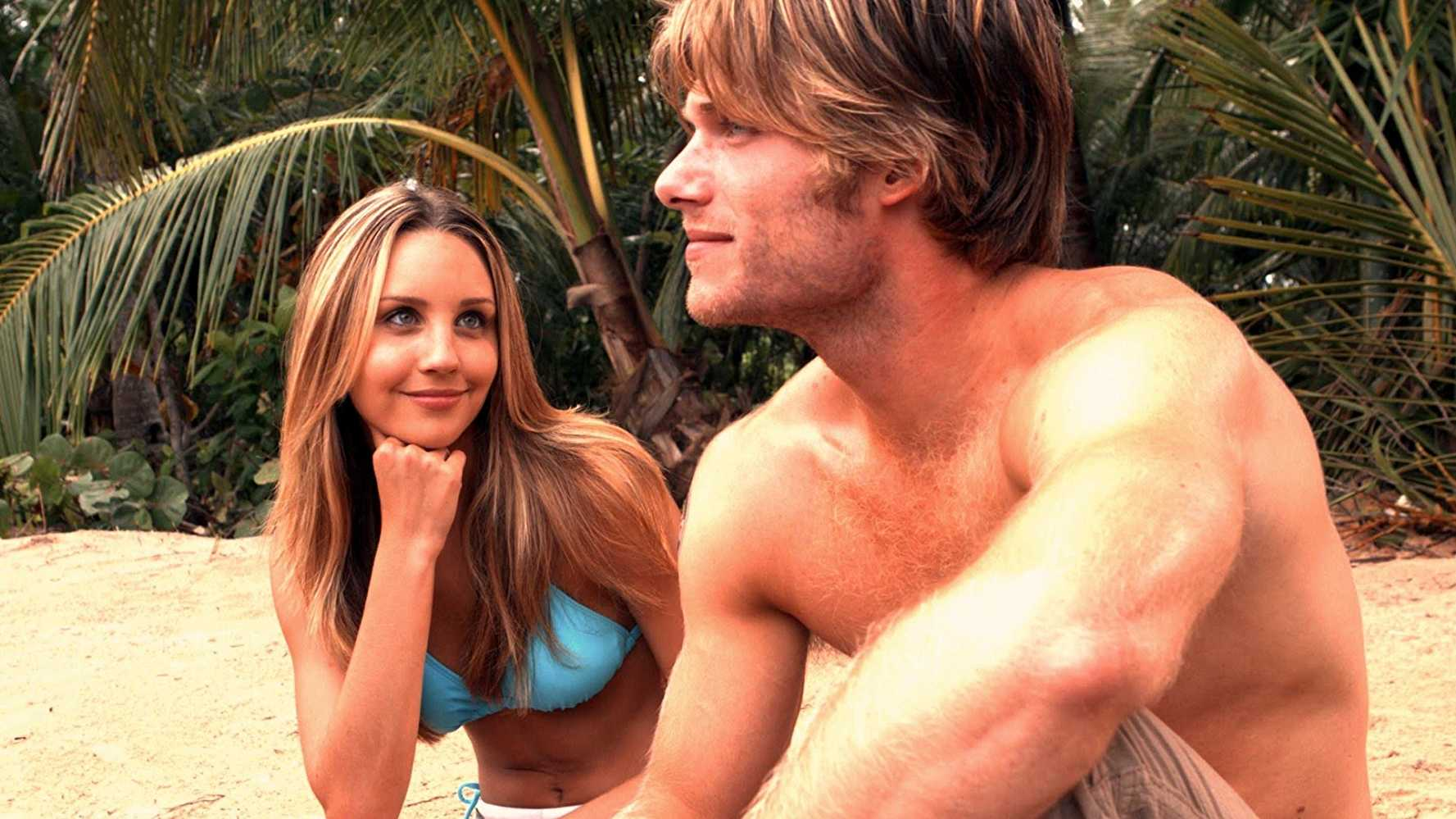 Carmack also starred in 'Lovewrecked' alongside the 'What a Girl Wants' star Amanda Bynes. (IMDb)