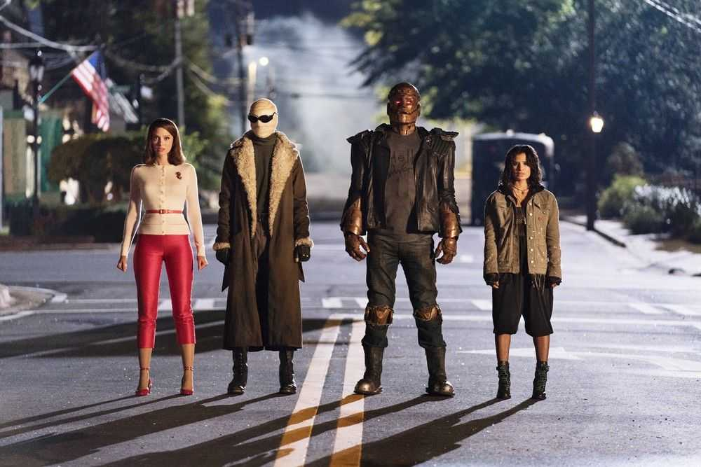 DC's 'Doom Patrol'. (Source: IMDB)