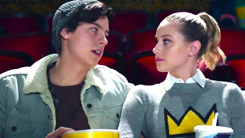 Jughead and Betty Cooper (Twitter)