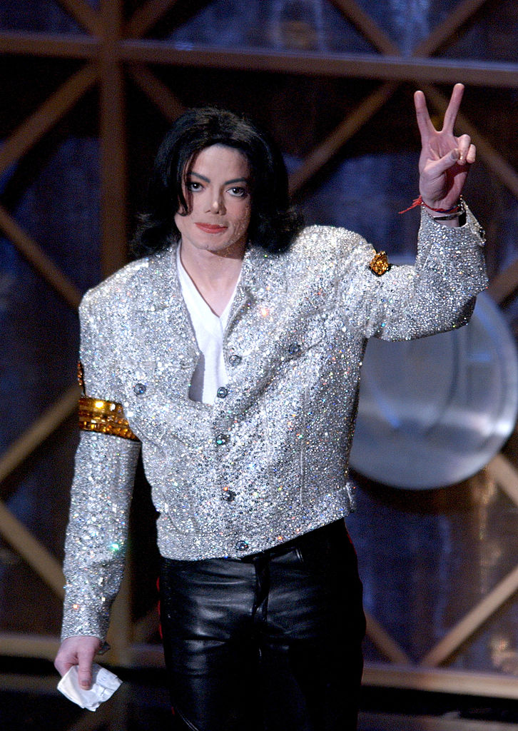 "Michael Jackson fans have branded the allegations against the legend as ""false"" (Source: Getty Images)"