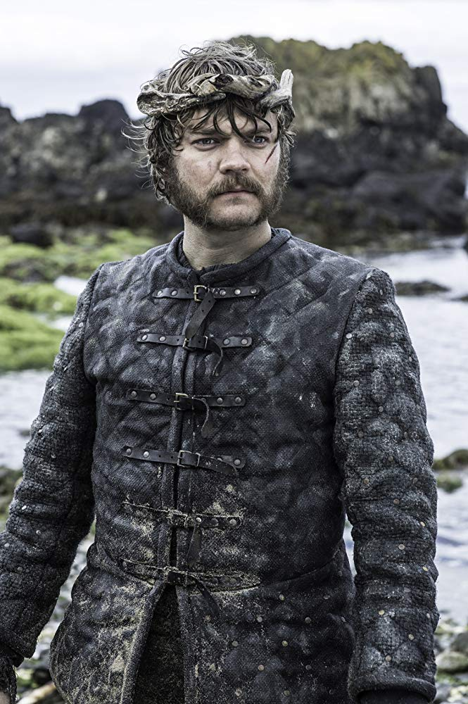 Pilou Asbæk as Euron Greyjoy in 'Game of Thrones' (Source: IMDB)
