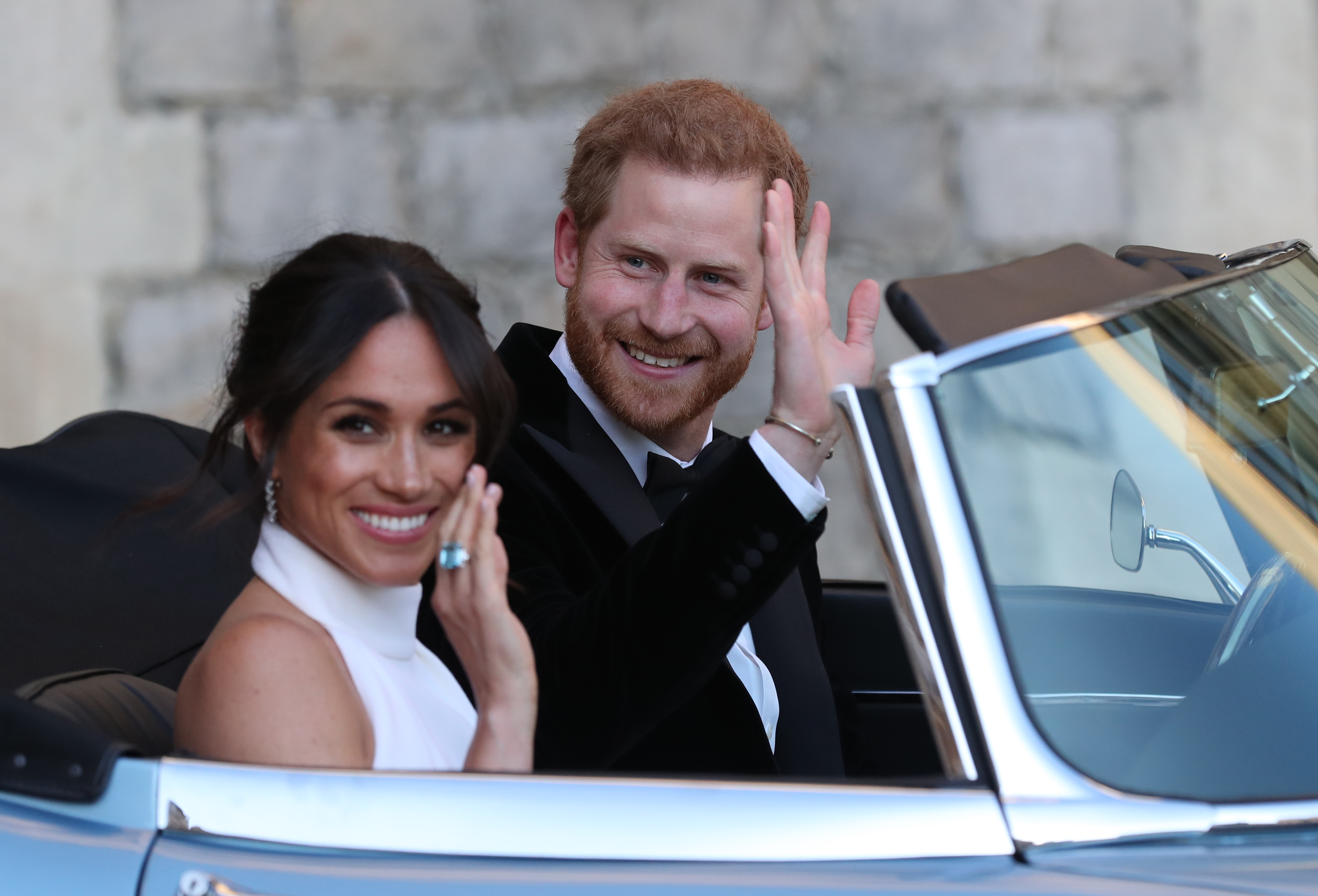 Meghan Markle, Duchess of Sussex and Prince Harry, Duke of Sussex (Source: Getty Images)