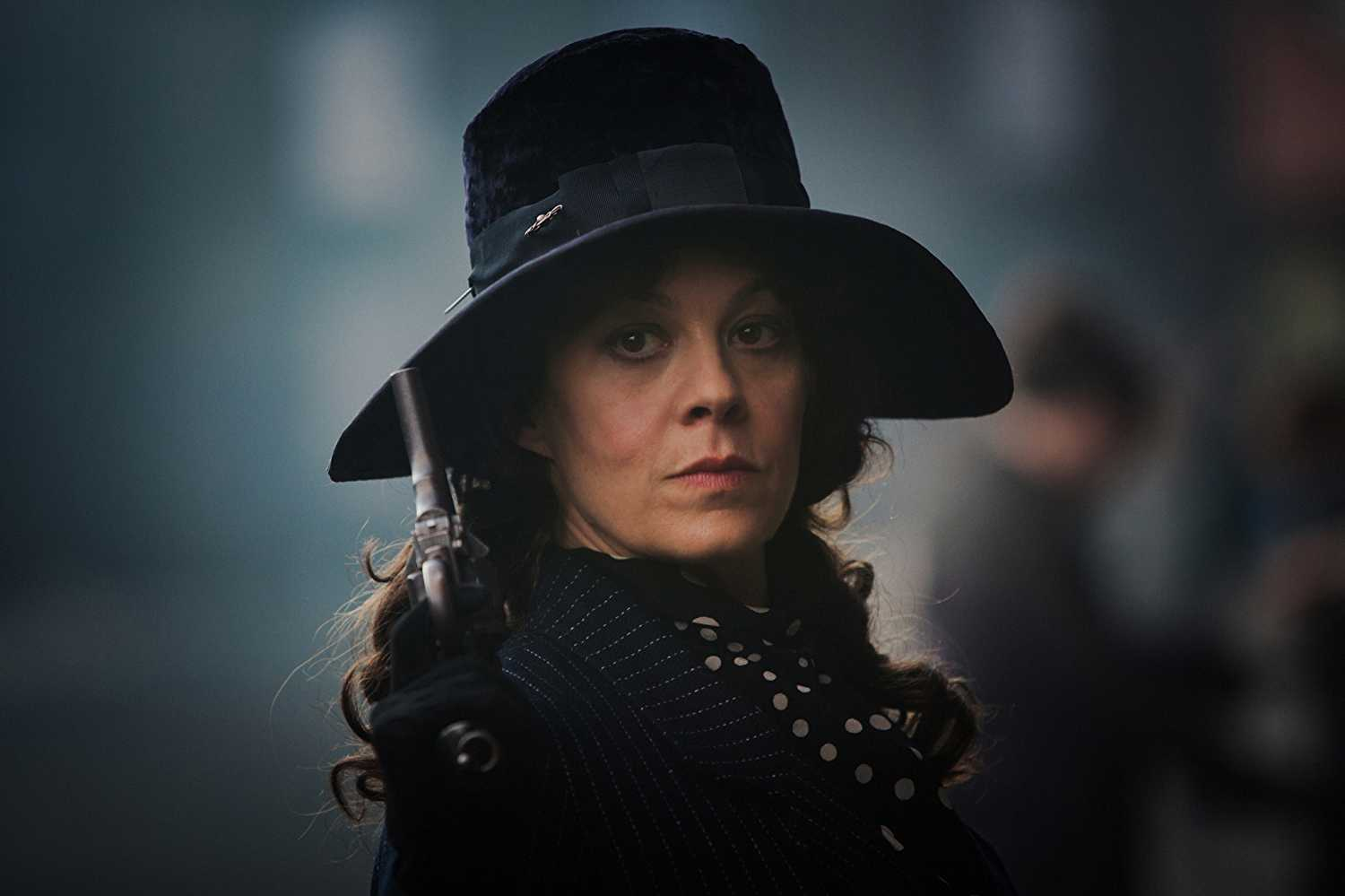 McCrory plays the role of the Shelby matriarch in BBC One's 'Peaky Blinders'. (IMDb)
