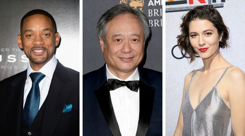 Will Smith stars in 'Gemini Man' directed by Ang Lee. Mary Elizabeth Winstead has also been cast alongside Smith (Source: Getty Images)