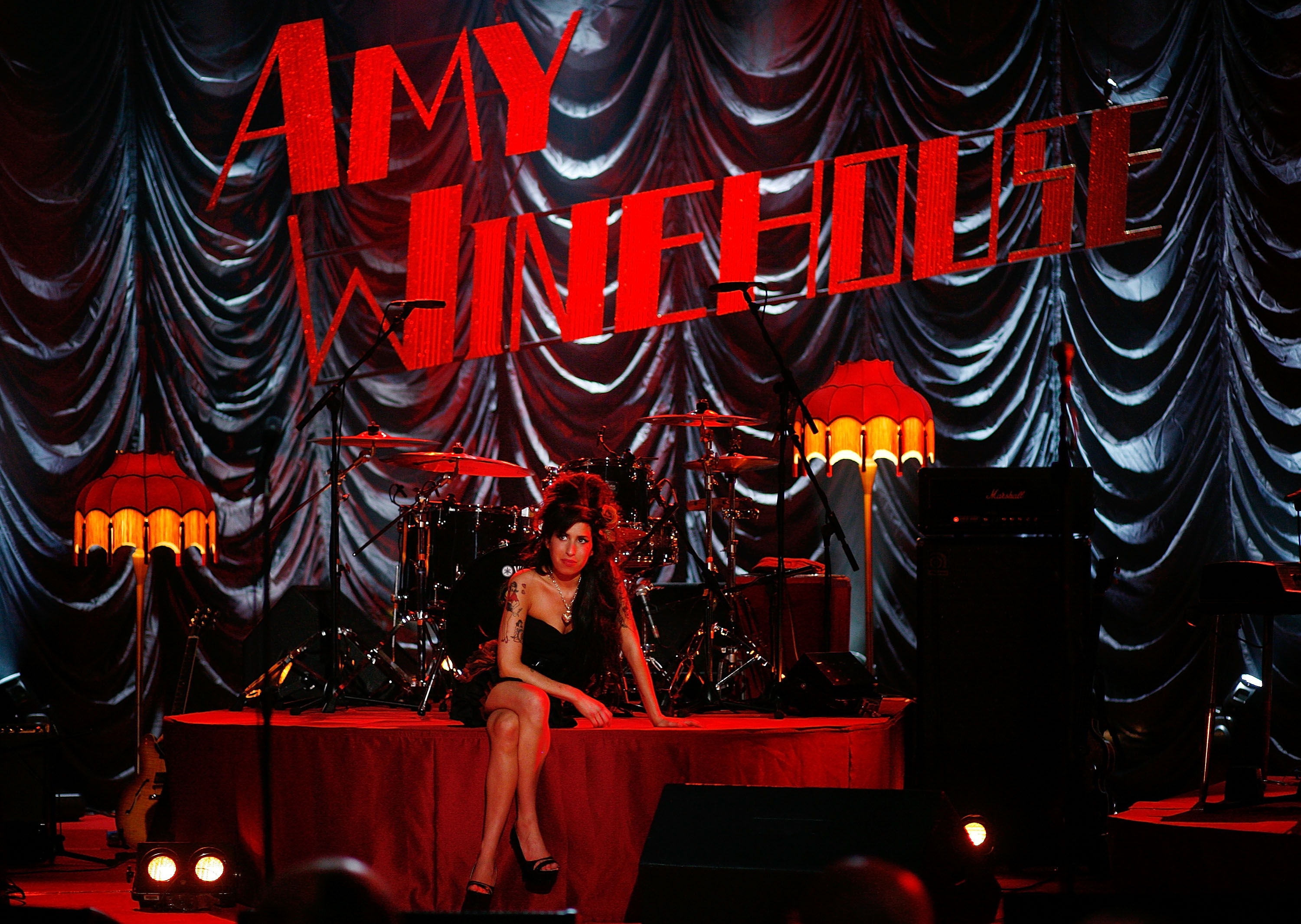 Proceeds from the hologram tour will go to The Amy Winehouse Foundation, which aids young people suffering from substance abuse. Winehouse's tragic death as a result of alcohol poisoning occurred in July 2011.