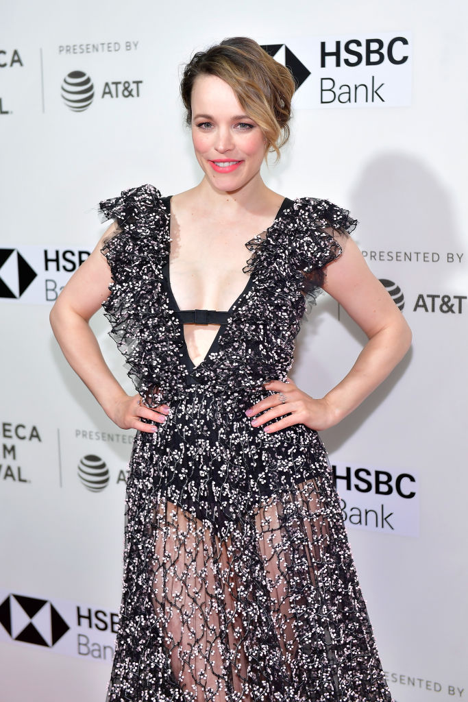 Actress Rachel McAdams attends the 'Disobedience' premiere during the 2018 Tribeca Film Festival at BMCC Tribeca PAC on April 24, 2018, in New York City. (Getty Images)