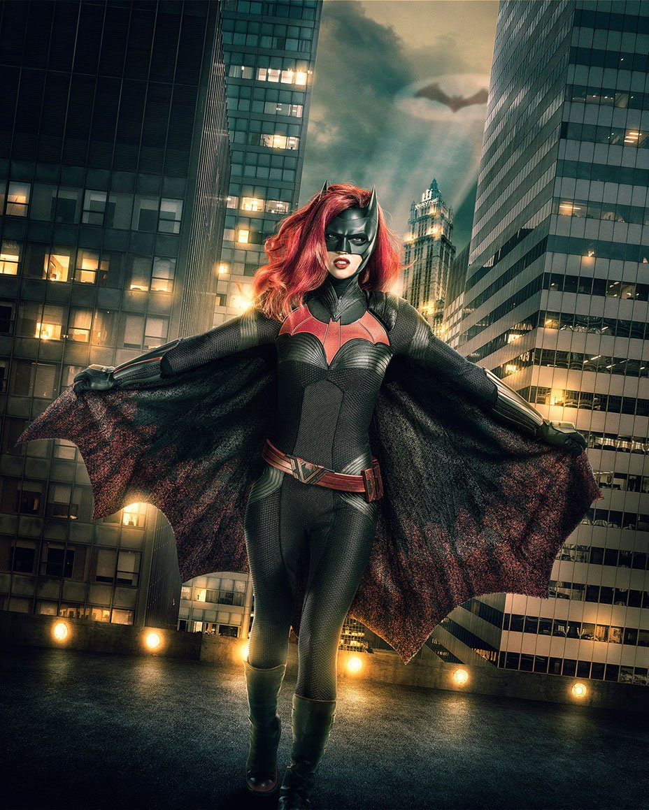 First look at Ruby Rose as Batwoman has been revealed by The CW (Twitter)