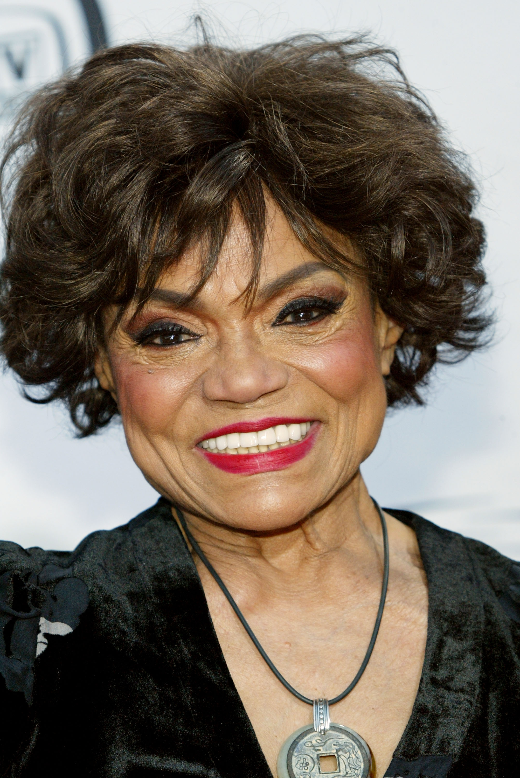 Actress Eartha Kitt attends the 2nd Annual TV Land Awards held on March 7, 2004 at The Hollywood Palladium, in Hollywood, California.