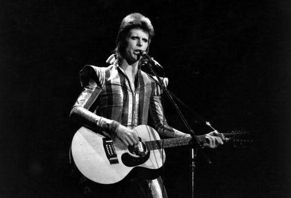 David Bowie is one of many artistes accused of using black magic (Getty Images)