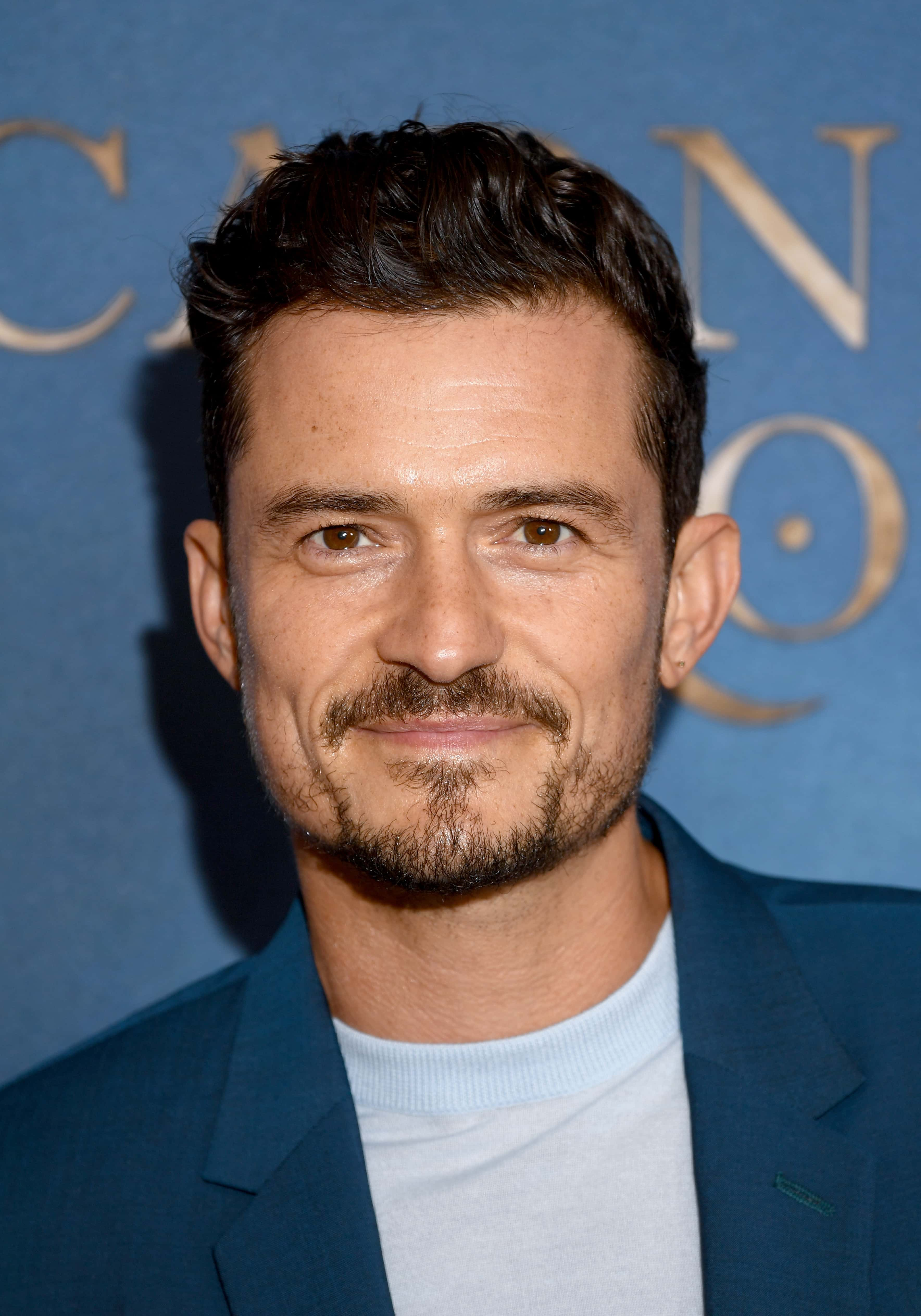 Actor Orlando Bloom reveals he had a different name in