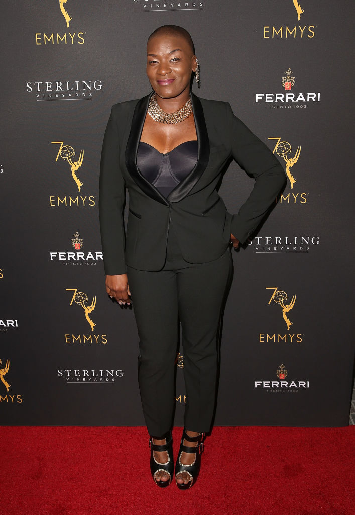 Janice Freeman attends the 70th Emmy Awards Nominees Reception for Outstanding Casting Directors at Mr. C Beverly Hills on September 6, 2018 in Beverly Hills, California. (Photo by Jesse Grant/Getty Images)