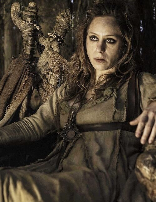 Jodhi May as Maggy The Frog in Game of Thrones. Source: IMDB
