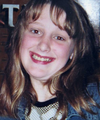 Charlene Downes went missing from Blackpool in 2003 (Source: missingpeople.org)