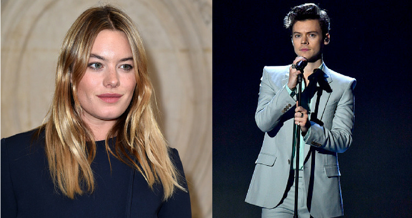 The two reportedly ended things just two weeks after Styles' return from his world tour. (Getty Images)