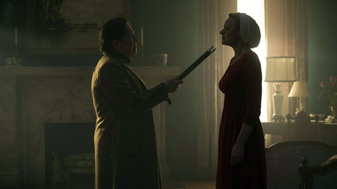 The third season of 'The Handmaid's Tale' will premiere on June 5. (Source: Hulu)
