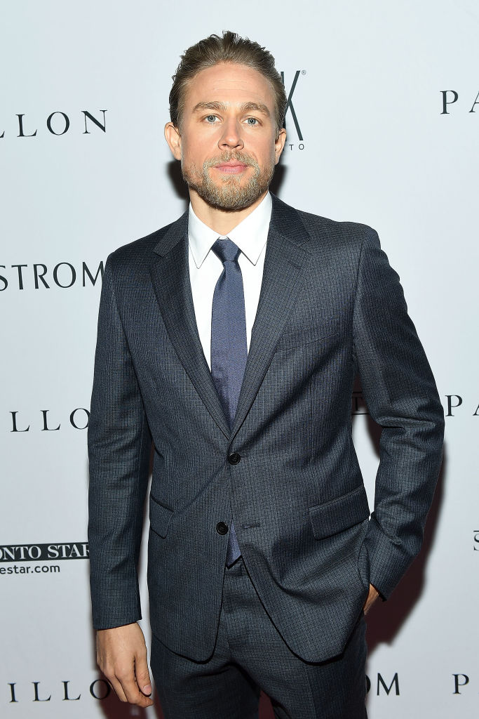 Actor Charlie Hunnam attends the Nordstrom Supper Suite 'Papillon' Official Pre-Premiere cocktail party at STK Toronto on September 7, 2017 in Toronto, Canada. (Photo by Matt Winkelmeyer/Getty Images)